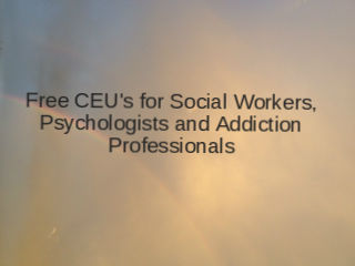 free behavioral health ceu's